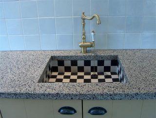 Terrazzo aanrechtblad terazo keukenblad terrazo granito